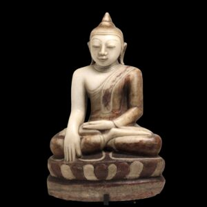 Buddha_earth-mudra