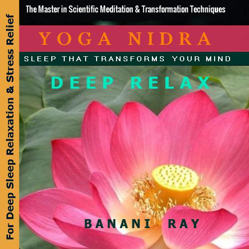 deep relax yoga nidra