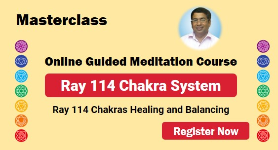 How many chakras are there in human body